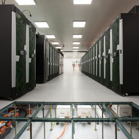Data room — Supercomputer Salomon