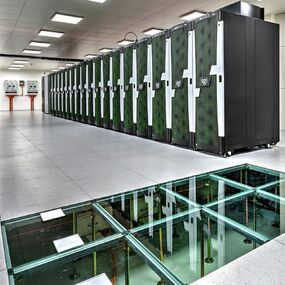 Supercomputer Salomon